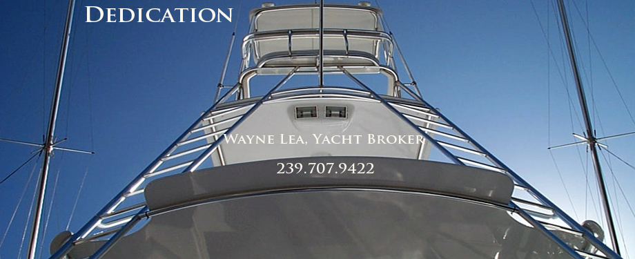 Your Yacht Agent 5 - Dedication - Tower - with phone - 920